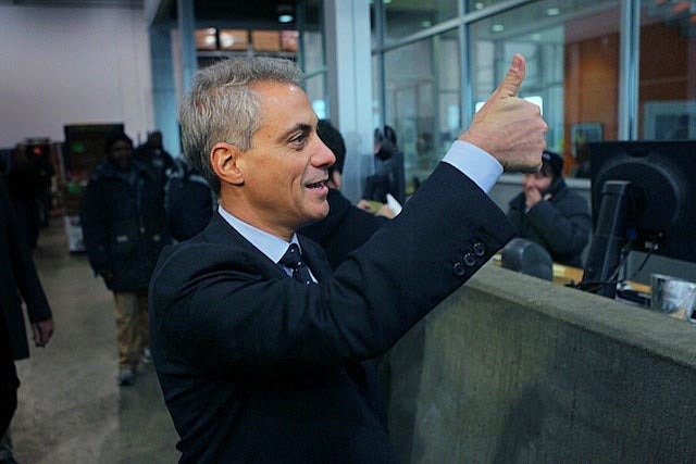 Rahm Emanuel Can Run for Mayor