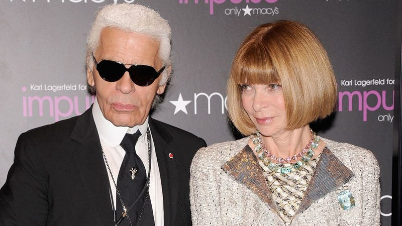 "Karl Lagerfeld Says DSK Is ""A Sweet Guy — As Long As You're Not A Woman"""