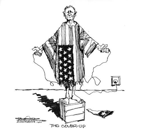 Pulitzer-Winning Political Cartoonist Paul Conrad Dead at 86