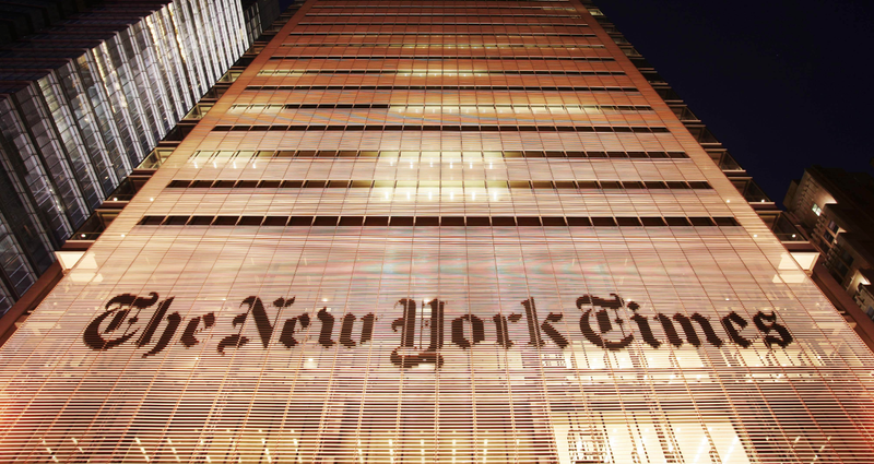 30 More Buyouts Coming to the New York Times