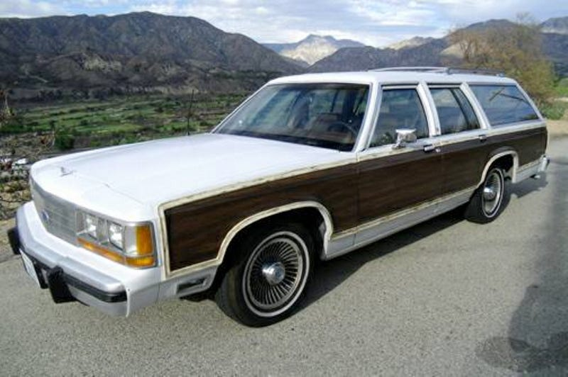 For $3,800, Your Squire Awaits