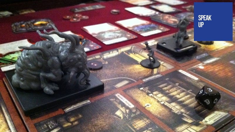 It's Like Resident Evil: The Board Game, Only With More Cthulhu