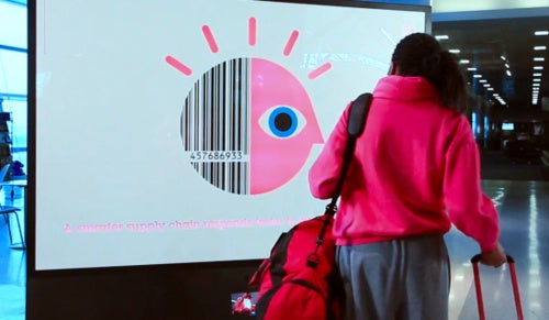 IBM Ad Changes Color To Match Your Outfit