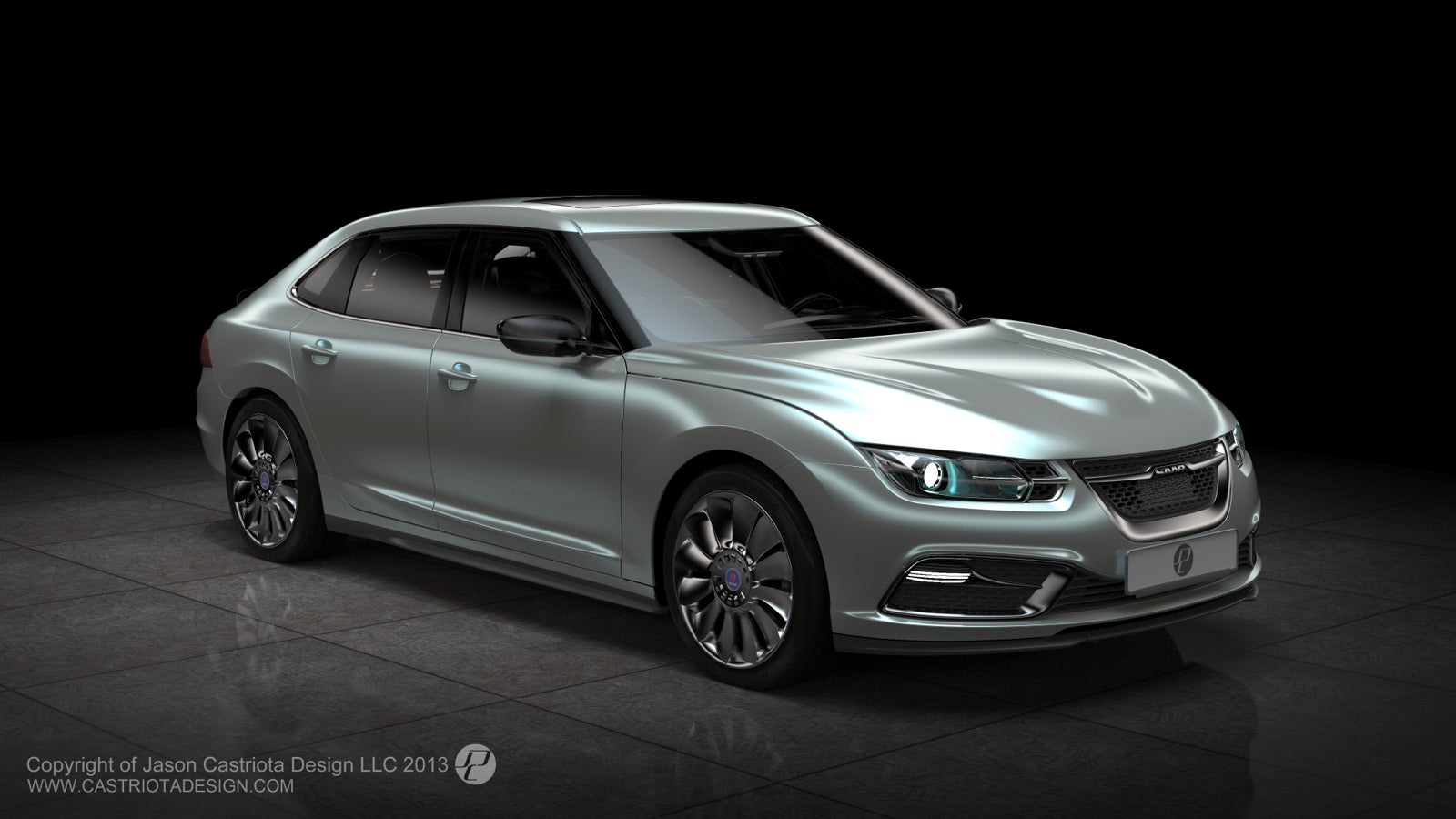 Ask Saab 9-3 Phoenix Designer Jason Castriota Anything You ...