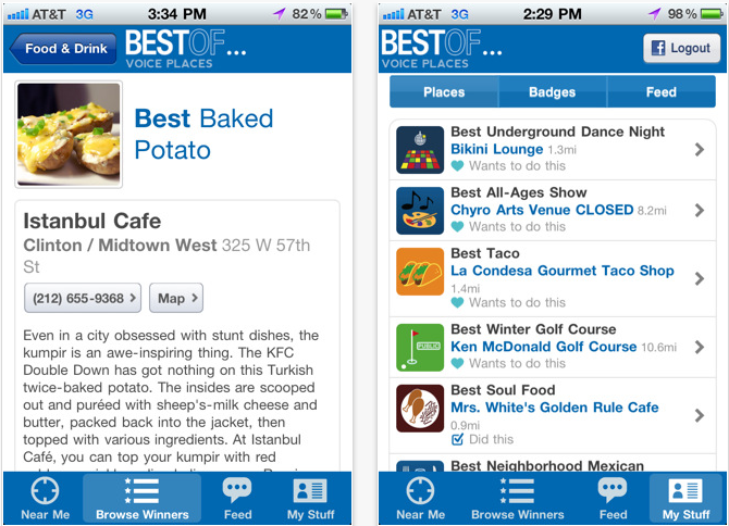 Clever iPhone App Only Shows You the Best of Everything