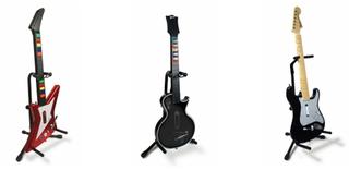 ezGear Guitar Hero/Rock Band Guitar Stand Costs More Than Regular Guitar Stands