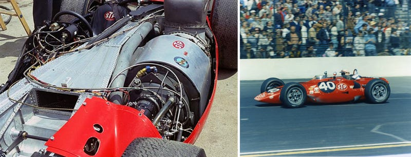 The Ten Craziest Engines Of The Indy 500