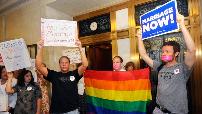 Will This New York Same-Sex Marriage Vote Ever Happen?