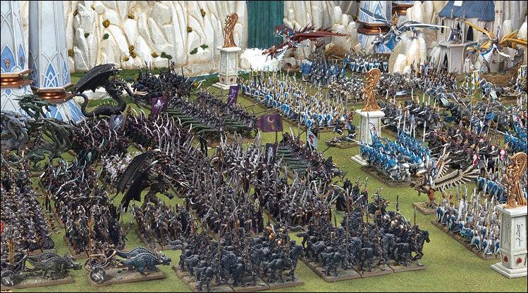 (Teeny Tiny) War!