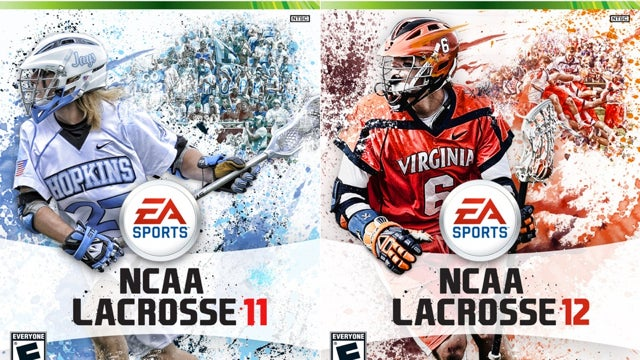 I Wonder If the Artist Realizes Lacrosse Does Have a Video Game
