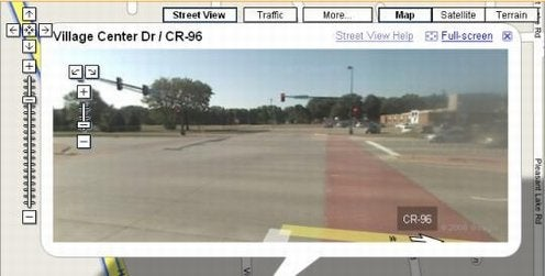 Camera Shy Minnesota Town Bans Google Maps Street View
