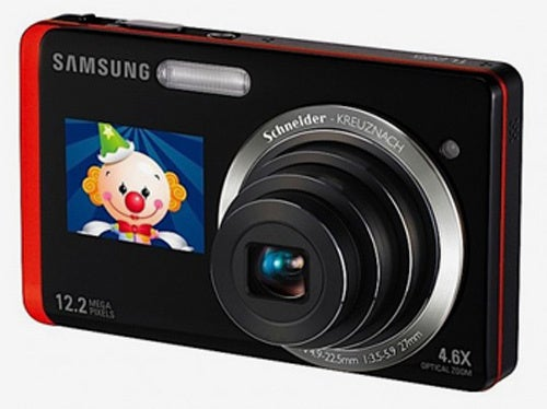 Samsung's DualView TL225 Won't Meet My Cam-Whoring Needs