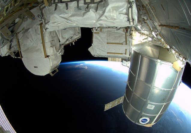 Las fotos más impresionantes que hemos visto de un paseo espacial