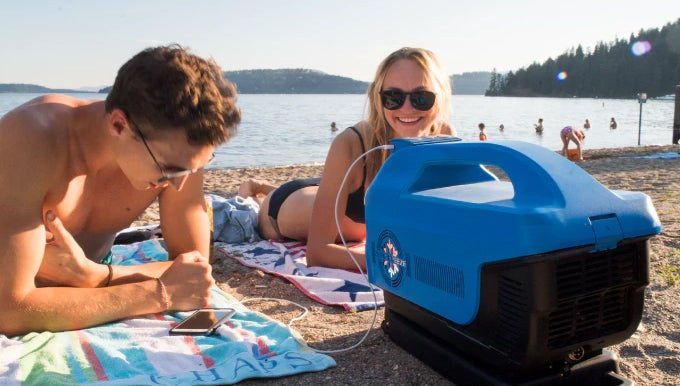 Climate Change Is Making This Portable Air Conditioner a Must-Have Summer Accessory