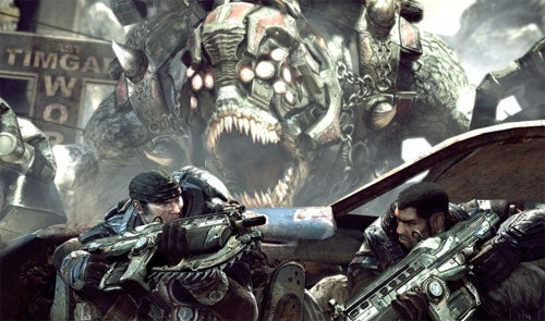Double Your Gears of War 2 Video Intake This Friday