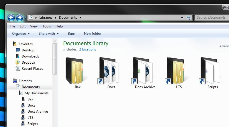 Ditch Hard Drive Clutter with an Organized, Automated Home Folder