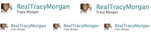 All Tracy Morgan Edition