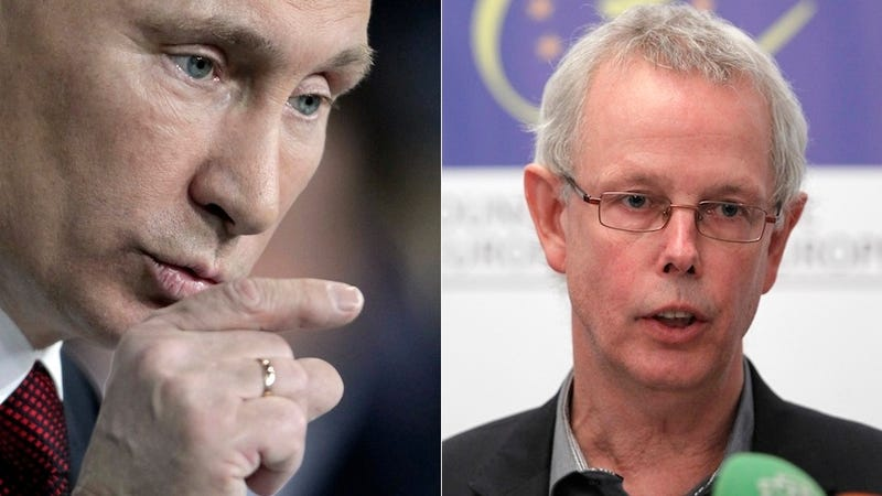 Senator Tiny Kox Thought Russia's Presidential Election Was Fixed