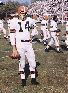 In Which I Introduce The Cleveland Browns To Two ESPN Sportscasters