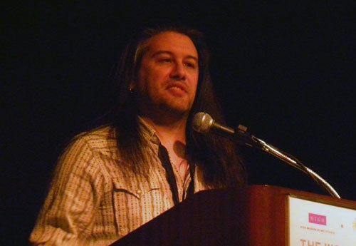 John Romero Bows Before Gaming's Masters