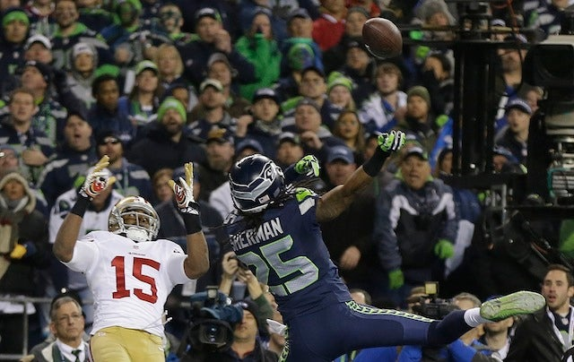 Crabtree Reportedly Tried To Fight Richard Sherman At A Charity Event