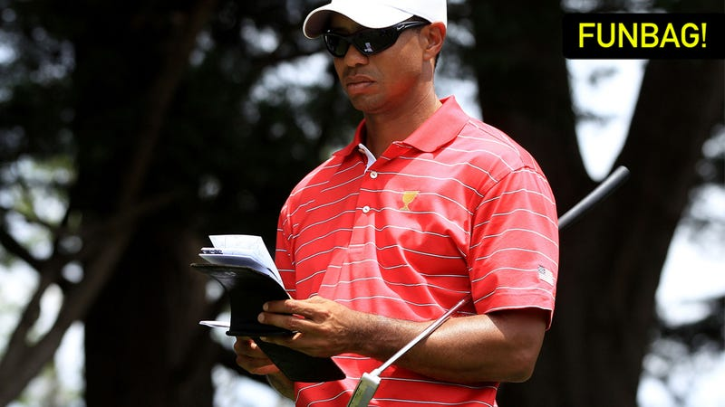 Golf's Self-Congratulatory Rule-Keeping Is Dumb