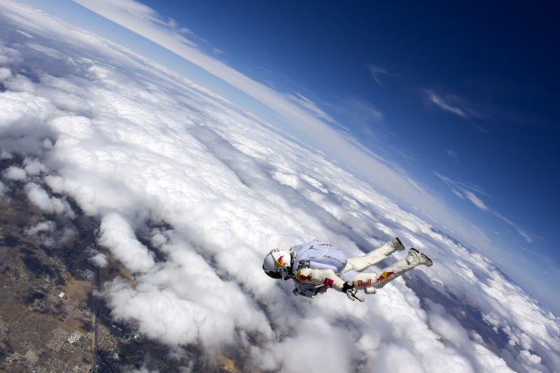 How Felix Baumgartner Will Set the New Skydive Record — and Break the Speed of Sound