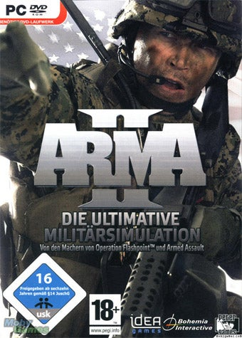 Got Game Bringing ArmA II Boxed Copies To North America