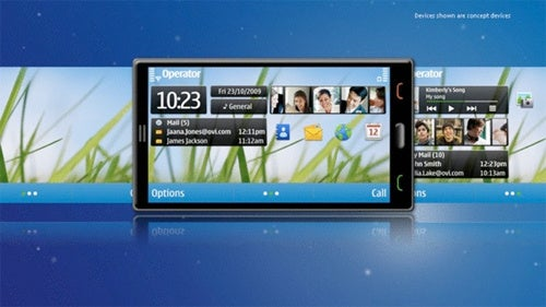 Symbian 4 To Launch Next Year, This Is What It'll Look Like Gallery