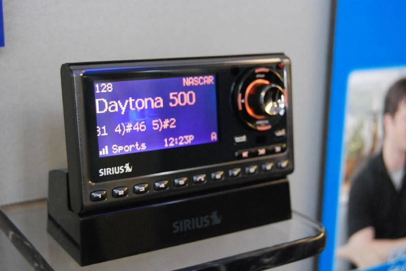 Sirius's Extremely Budget-y $40 InV2 Receiver and Other Bits From The Show