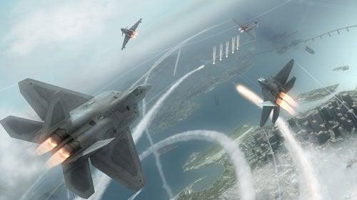H.A.W.X. Aces Air Combat