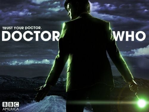 Dr. Who Series 6 poster