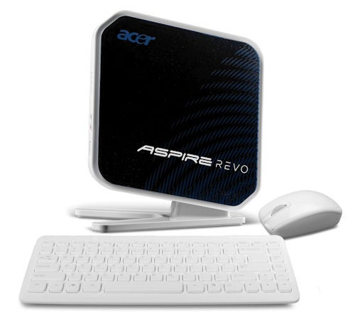 Acer AspireRevo Upgraded: Windows 7, Ion Graphics, Dual-Core Atom CPU