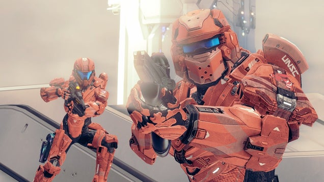 How It Feels To Review Halo 4 On Microsoft's Turf
