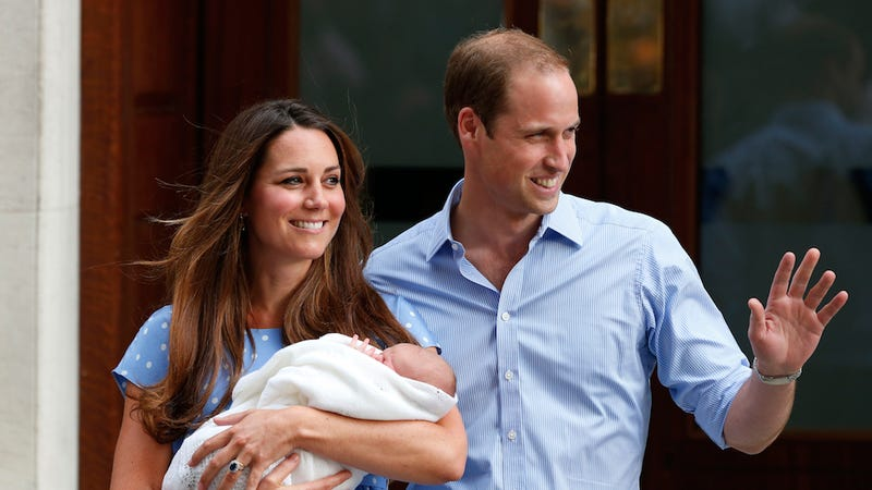 People of New Zealand Are Up in Arms About Prince George's Car Seat