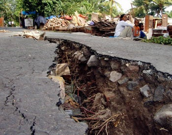 Earthquakes Never End, Say Scientists