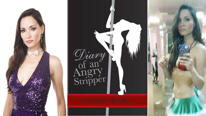A Discussion With Diary of An Angry Stripper's Sarah Tressler