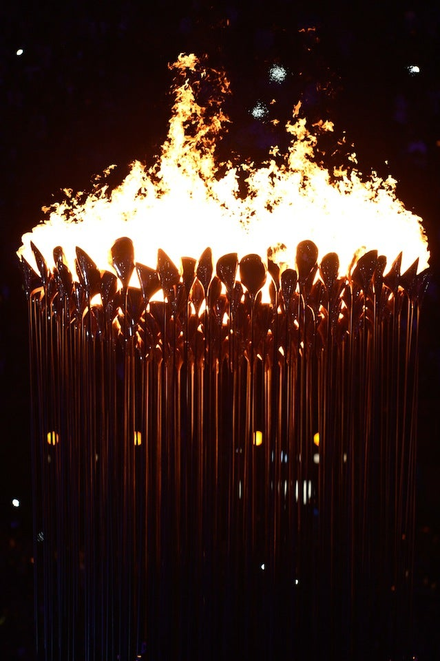 Jetpacks! Voldemort! James Bond! The Most Delightful and Ridiculous Images from the Olympic Ceremony
