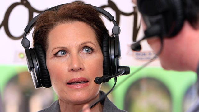 Michele Bachmann Is Second-Best Evangelical Candidate, After Jesus