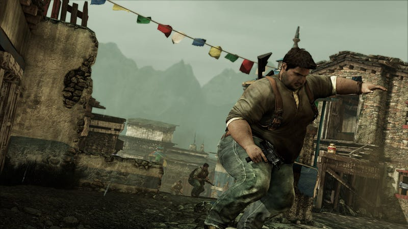 Uncharted 2 Title Update Brings Free Map, Double Cash, Double Chins