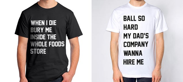 These Rap Shirts For White People Are Ridiculous