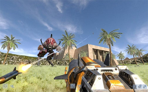 Hear Your Words In Serious Sam HD