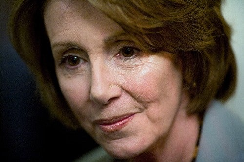 "Nancy Pelosi: Love Her Or Hate Her, There's No ""Ambiguity"" About Her Sense Of Style"