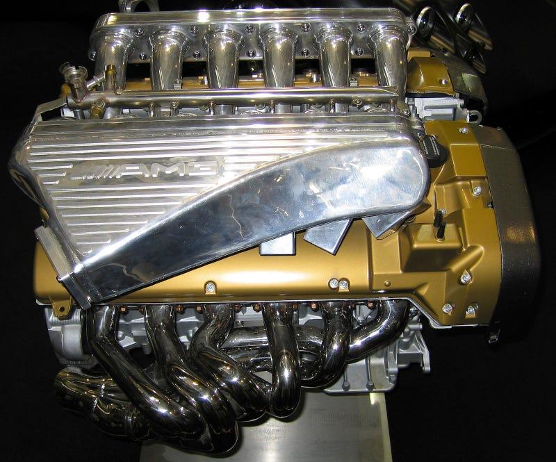 SL73 AMG: The Pagani Zonda's Evil Sire