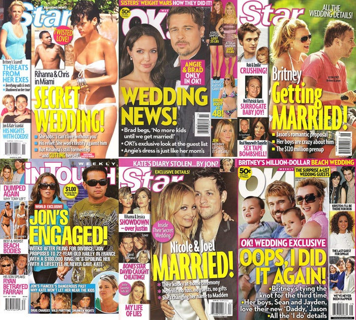 Bogus: The Phoniest Tabloid Stories Of 2009