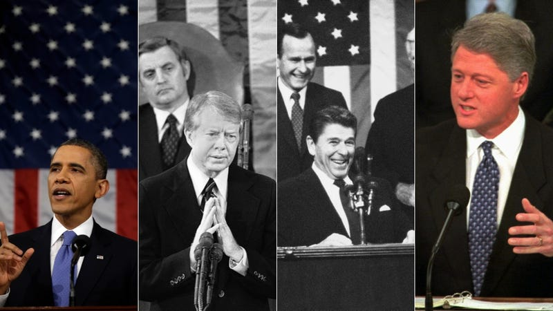50 Years Of 'Equal Pay' Lip Service From Presidents