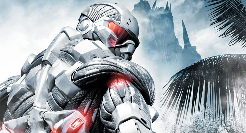 Four Years Later, Crysis Comes to Console
