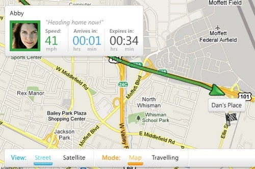 Glympse Is a Real-Time and Private Location Sharing Tool