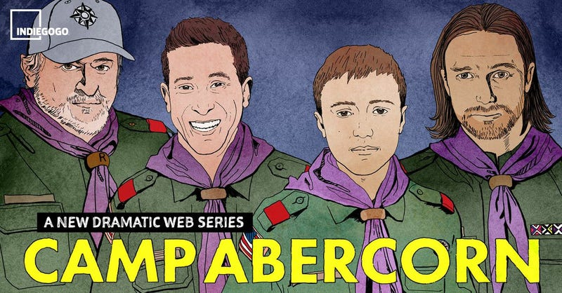 The New TV Show About Gay Boy Scouts