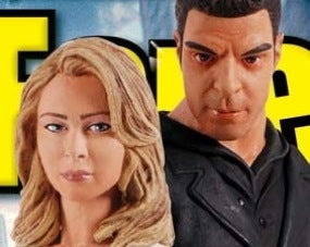"""The Coolness of New """"Heroes"""" Action Figures? Not So Much."""